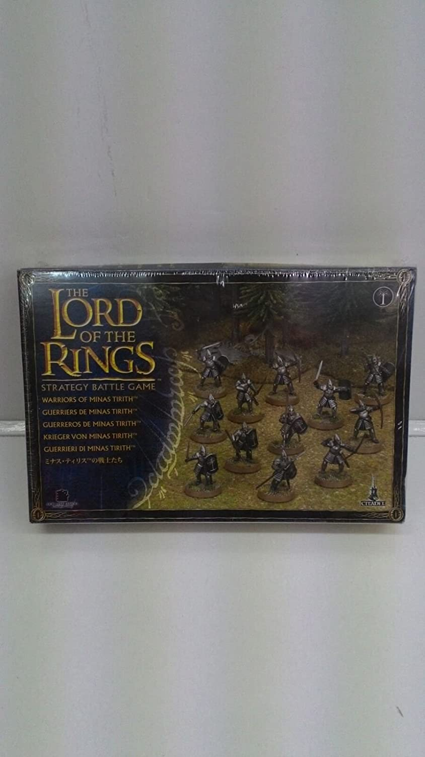 Games Workshop Lord of the Rings Warriors of Minas Tirith 1020668