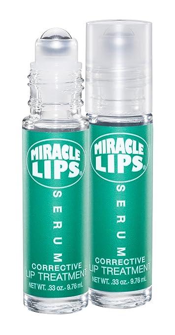 Holocuren HCSRM Miracle Lips Serum Vial, 0.33 oz Oxygenating Face Mask by Soap + Paper Factory (2oz Face  Mask)