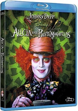 Alicia En El País De Las Maravillas Blu Ray Import Espagnol Amazon