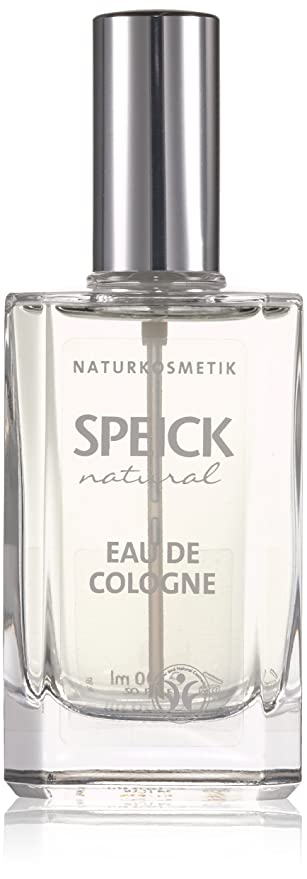 Speick - Agua de colonia natural, 100 ml
