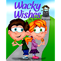 Wacky Wishes: (Rhyming, Children's books) (English Edition)