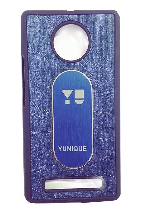 brand new f3fcd 9fe11 STYLE CASE BACK COVER FOR MICROMAX YU YUNIQUE YU4711: Amazon.in ...