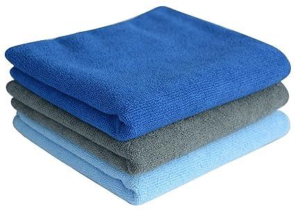 SINLAND toalla de microfibra & toallas deportivas & toallas de manos 33cmx74cm