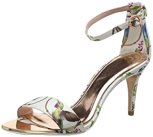 aa0acf8408e Ted Baker Women s Mavbe Ankle Strap Sandals  Amazon.co.uk  Shoes   Bags