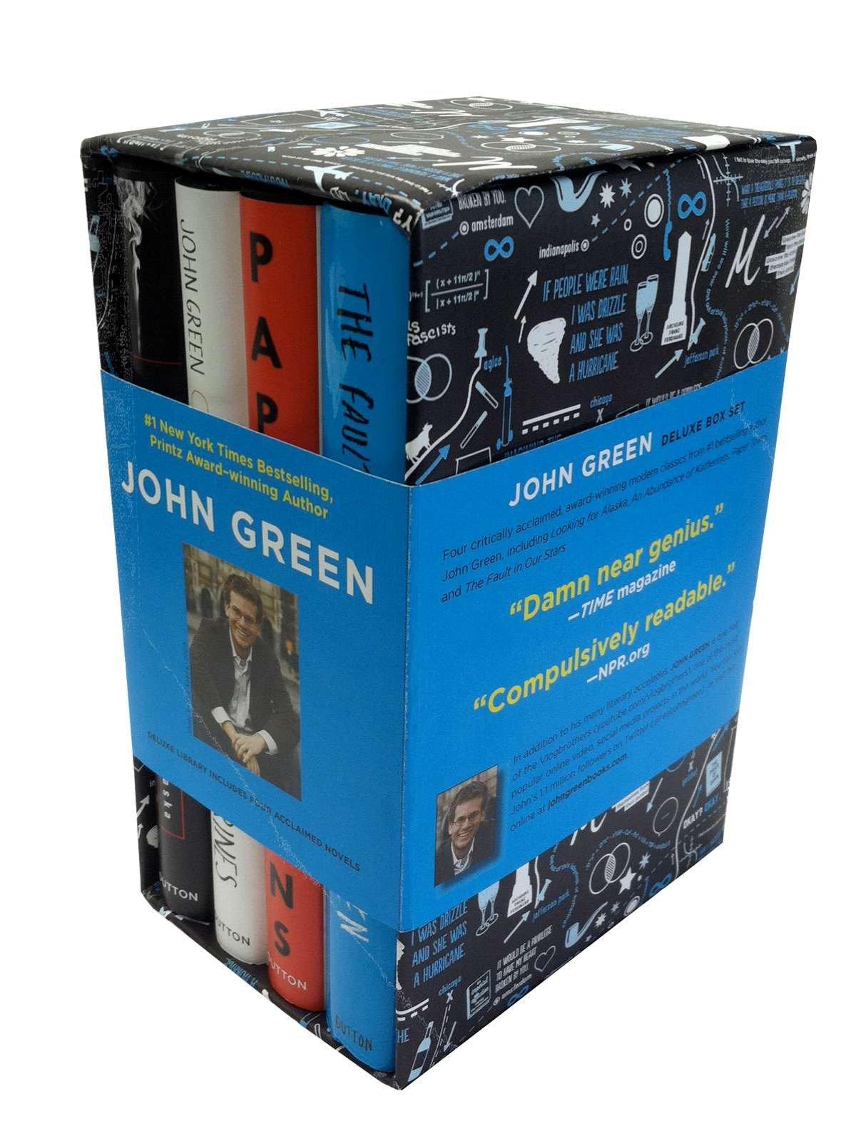 Download John Green Box Set PDF