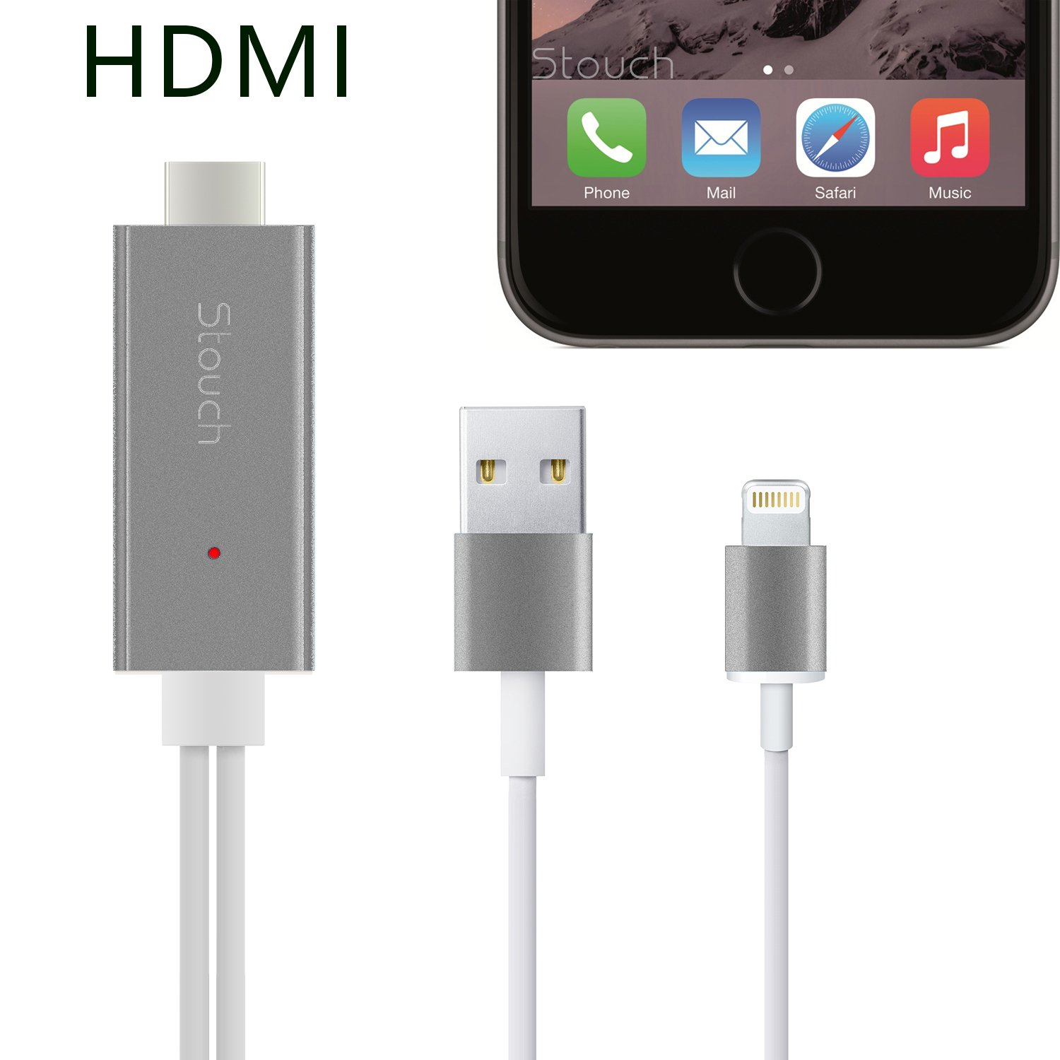 Hdmi Cable For Iphone Amazon