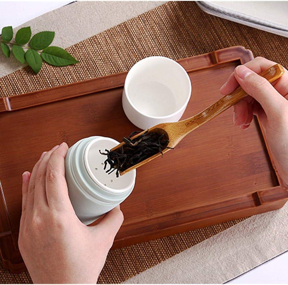 Style-01 1 Pot Tasses /à th/é avec infuseur de th/é Sac Portable pour Pique-Nique en Plein air Home Office Business JANNIDE Th/éi/ère de Voyage en c/éramique th/éi/ère Chinoise de Kung Fu