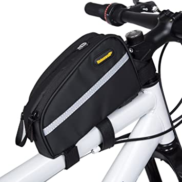 Selighting Bolsa Tubo Bicicleta Bolsas Impermeable para Manillar ...