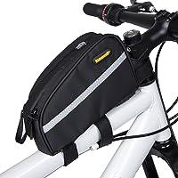 Selighting Bolsa Bicicleta Manillar Bolsa Bicicleta Tubo Frontal