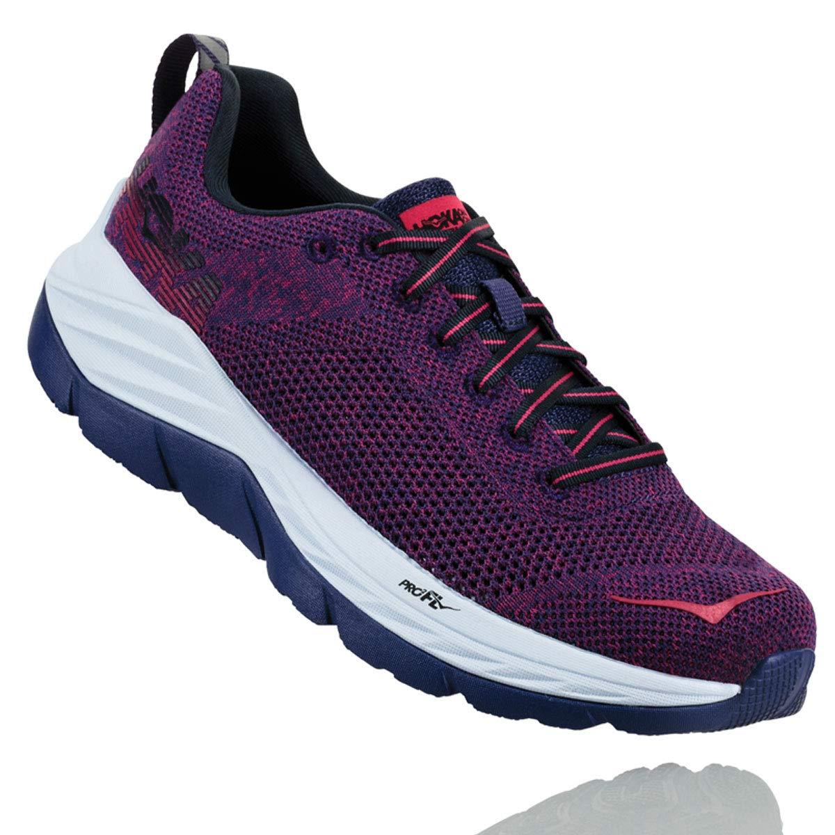 Hoka One One Mach Running Schuhes Damens Blau Ribbon/Sky Blau 2018 Laufsport Schuhe