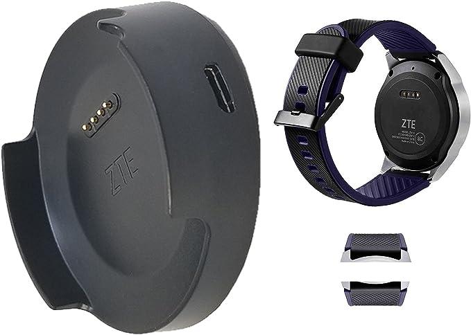 Amazon.com: ZTE ZW10 - Correa para reloj inteligente (cuarzo ...