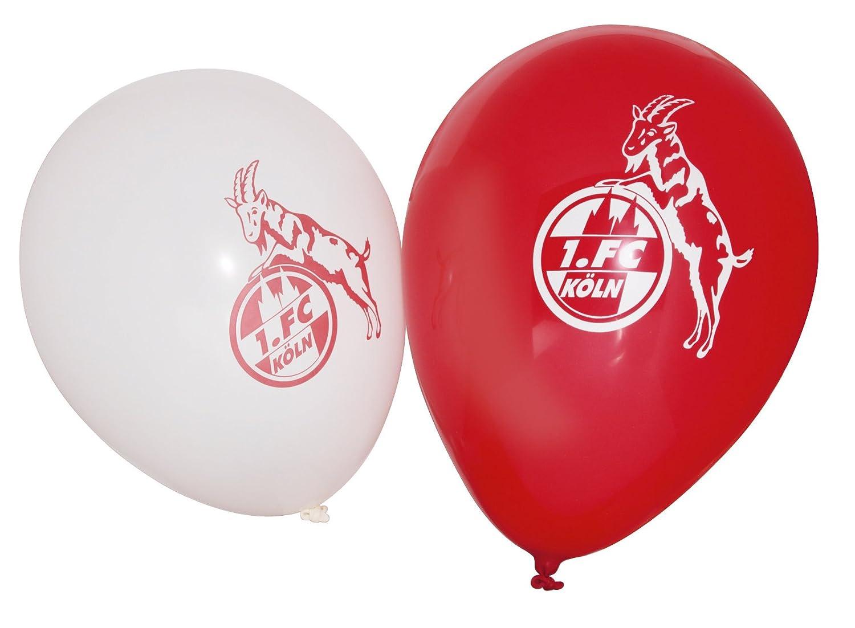 1. FC Köln Luftballons 10er Set
