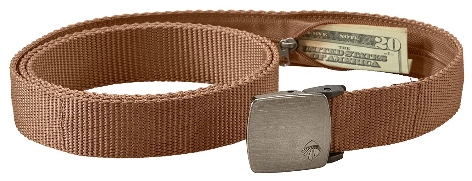 EAGLE CREEK ALL TERRAIN MONEY BELT ONE SIZE TOFFEE