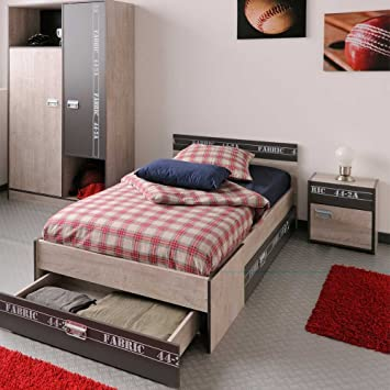 Pharao24 Jugendzimmer Esche Print Anthro1 Amazonde Küche Haushalt