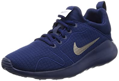 Nike Women's 877044 Low-Top Sneakers, (Binary /MTLC Pewter/ )
