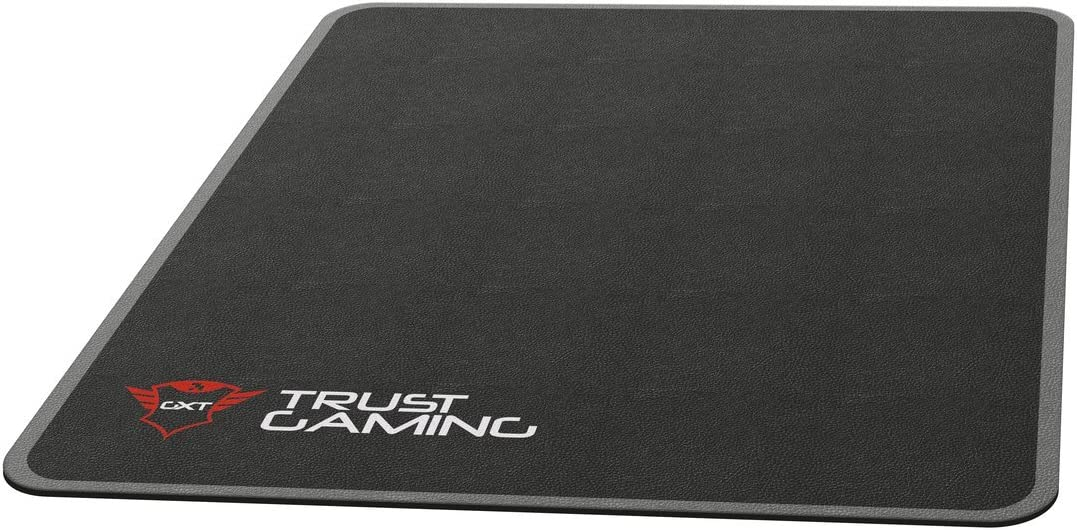 Trust Gaming GXT 715 - Alfombrilla para Silla Gaming, Color Negro