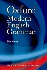 Oxford Modern English Grammar Kindle Edition