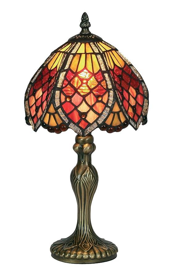 1 opinioni per Oaks Tiffany Orsino Lampada da tavolo- UK version