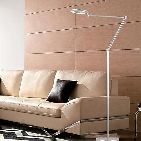 ZHP & Lámparas de pie Lámpara de pie LED Lámpara de luz fría ...