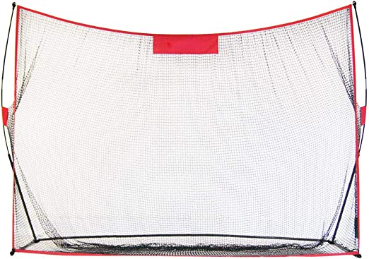 Mootea Baseball Practice Net,Portable Baseball Practice Net Training with Folding Frame /& Carry Bag for Indoor Outdoor with Carrying Bag