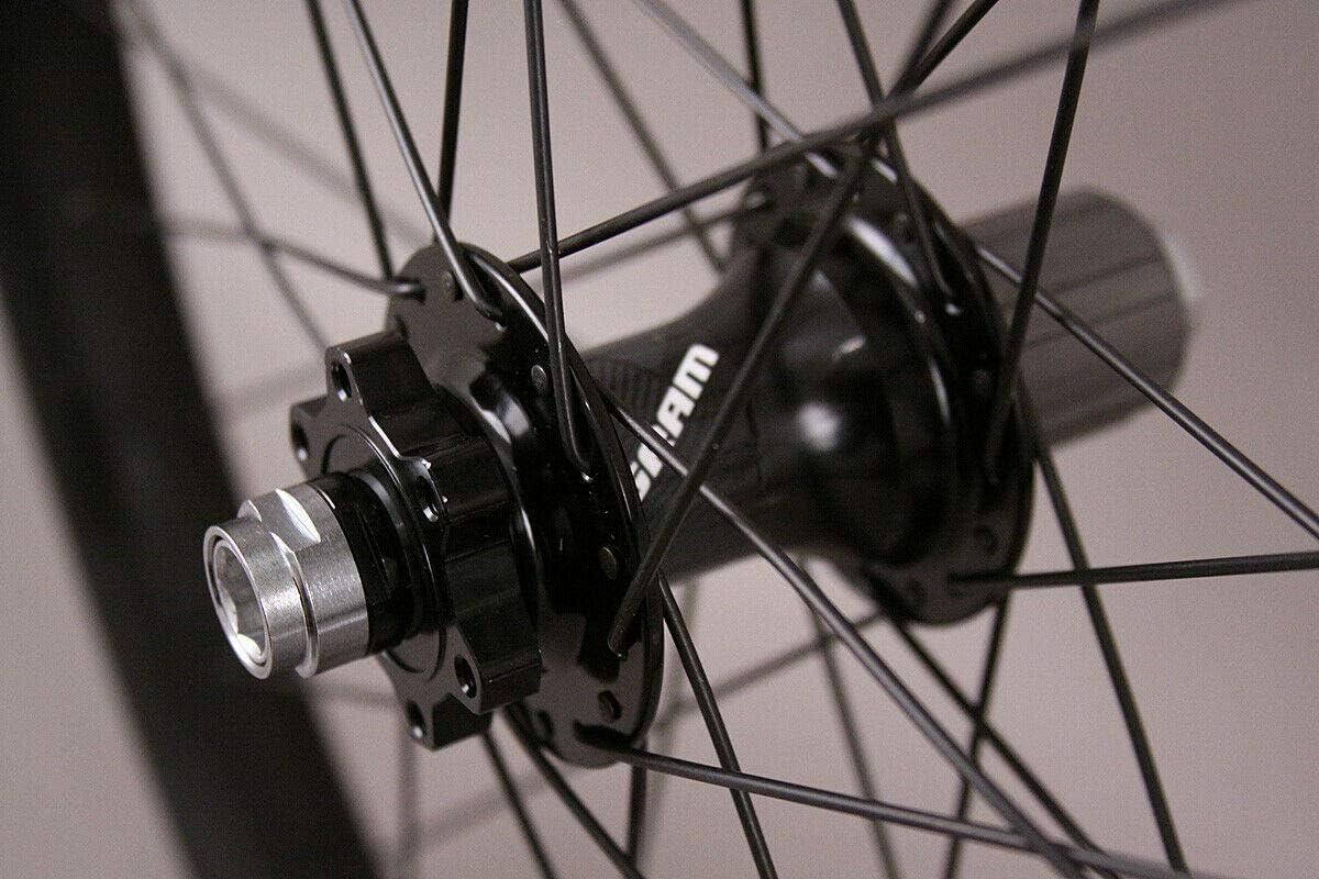 "WTB Scraper i40 27.5/"" 650b MTB Mountain Bike Rear Wheel SRAM MTH Hub 40mm Rim"