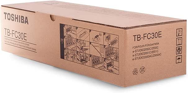 Toshiba 6AG00004479 - Contenedor de tóner residual, color Negro ...