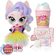 Kitten Catfé Purrista Girls Doll Figures Series #1 - 12 Different Purrista Girls to Collect! Each Comes Individually Blind P