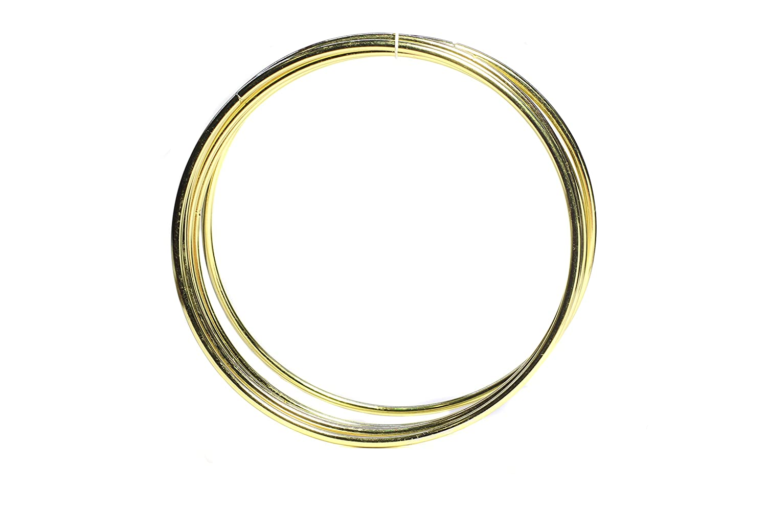 2-inch gold Dream Catcher Metal Rings Set of 5pcs Gold Dream Catcher Metal Hoops, Bistore
