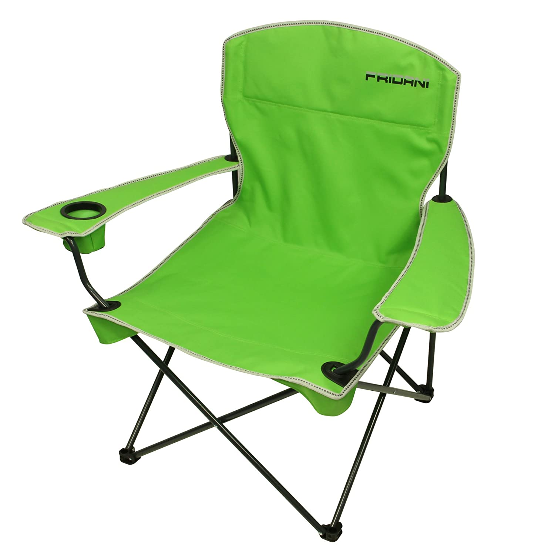 Fridani Silla de Camping FCG 90 Silla Plegable Green Garden ...