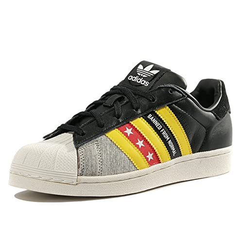 Zapatillas Originals adidas Superstar Ro W Negro: Amazon.es: Zapatos y complementos