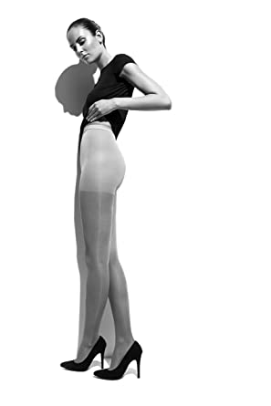 33d1ffbe7c2 Amazon.com  Ibici Segreta Collant 140 Classic 18-22 mmHg Medium-Strong  Support Pantyhose  Clothing