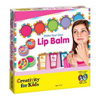 Creativity for Kids Make Your Own Lip Balm, Nuova Formula e sapori migliorati
