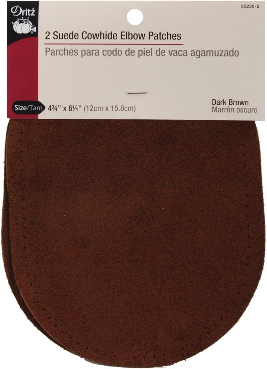 Patchs velourlederimitat par repasser 5 pcs 11x16 cm Gris//Bleu//Noir 929233