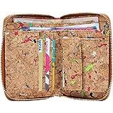 Amazon.com: BAG-350-B - Cartera de corcho para mujer (hecha ...