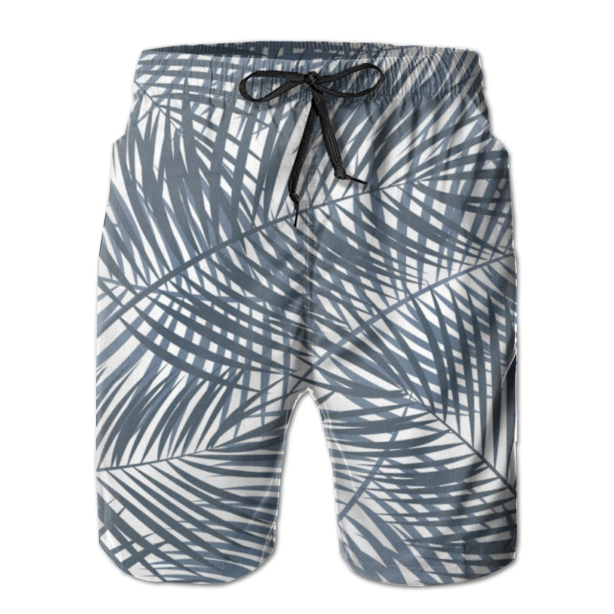 BE6h Mens Casual Beach Fast Dry Swimming Board Shorts Trousers for Young Man