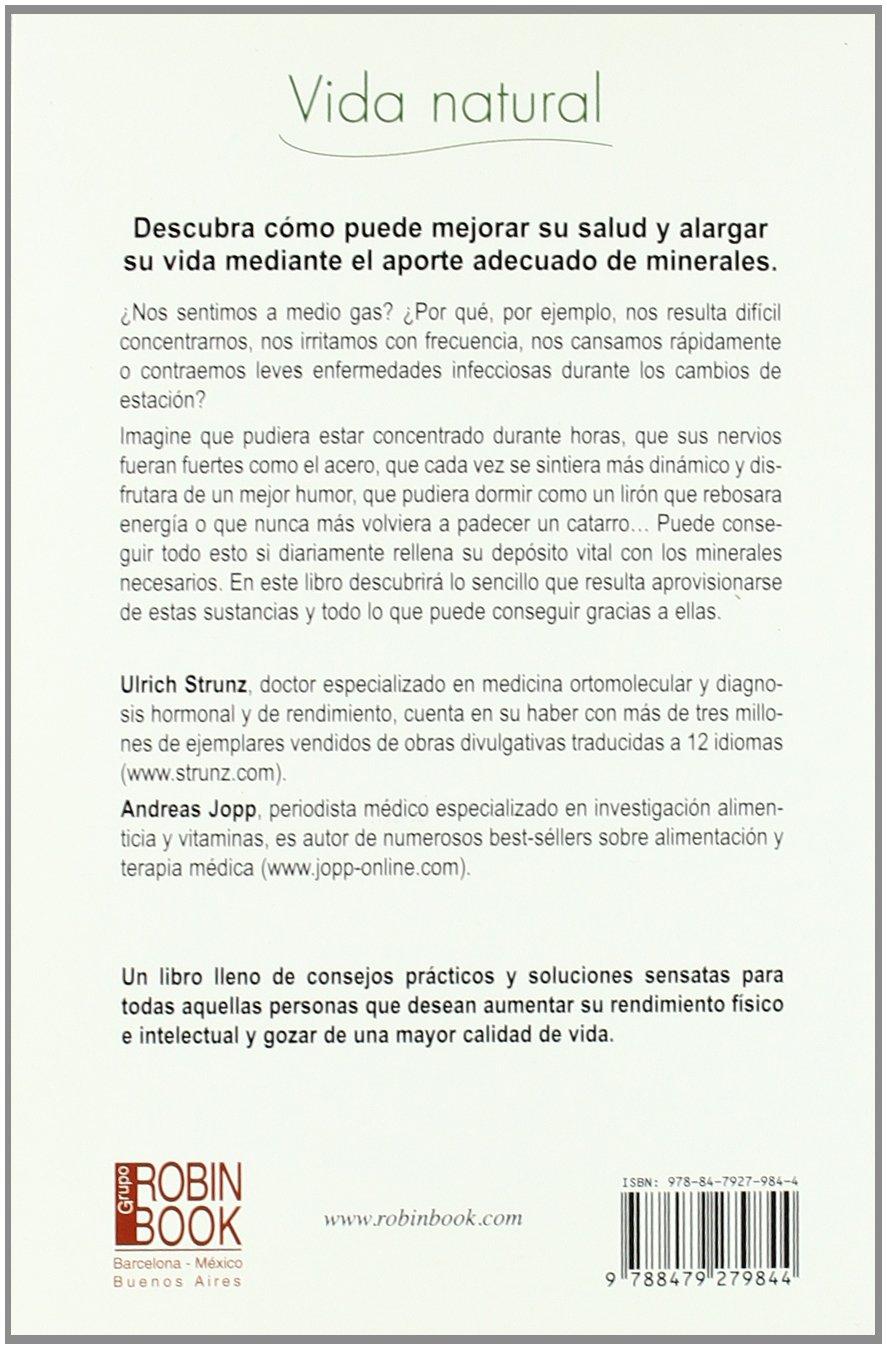 Energia sin limites: Ulrich Strunz y Andreas: 9788479279844: Amazon.com: Books