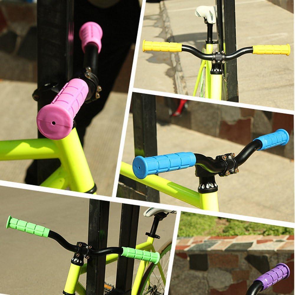 VICKY-HOHO Hander Grip BMX MTB Fahrradgriffe Mountainbike Fahrradgriff Lenker Weichgummistangenende Bike Accessories