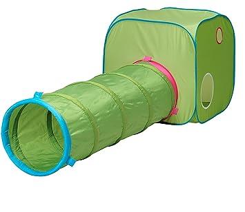 IKEA Busa - Túnel plegable y tienda de campaña Busa para niños: Amazon.es: Bebé