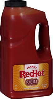 product image for Frank's RedHot Rajili Sauce, 0.5 gal