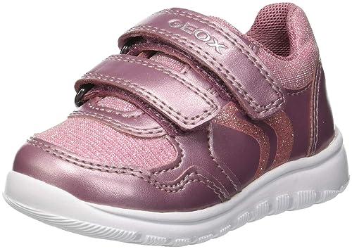 0e88457023 Geox Baby Girl's Xunday Sneaker Sneakers: Amazon.ca: Shoes & Handbags