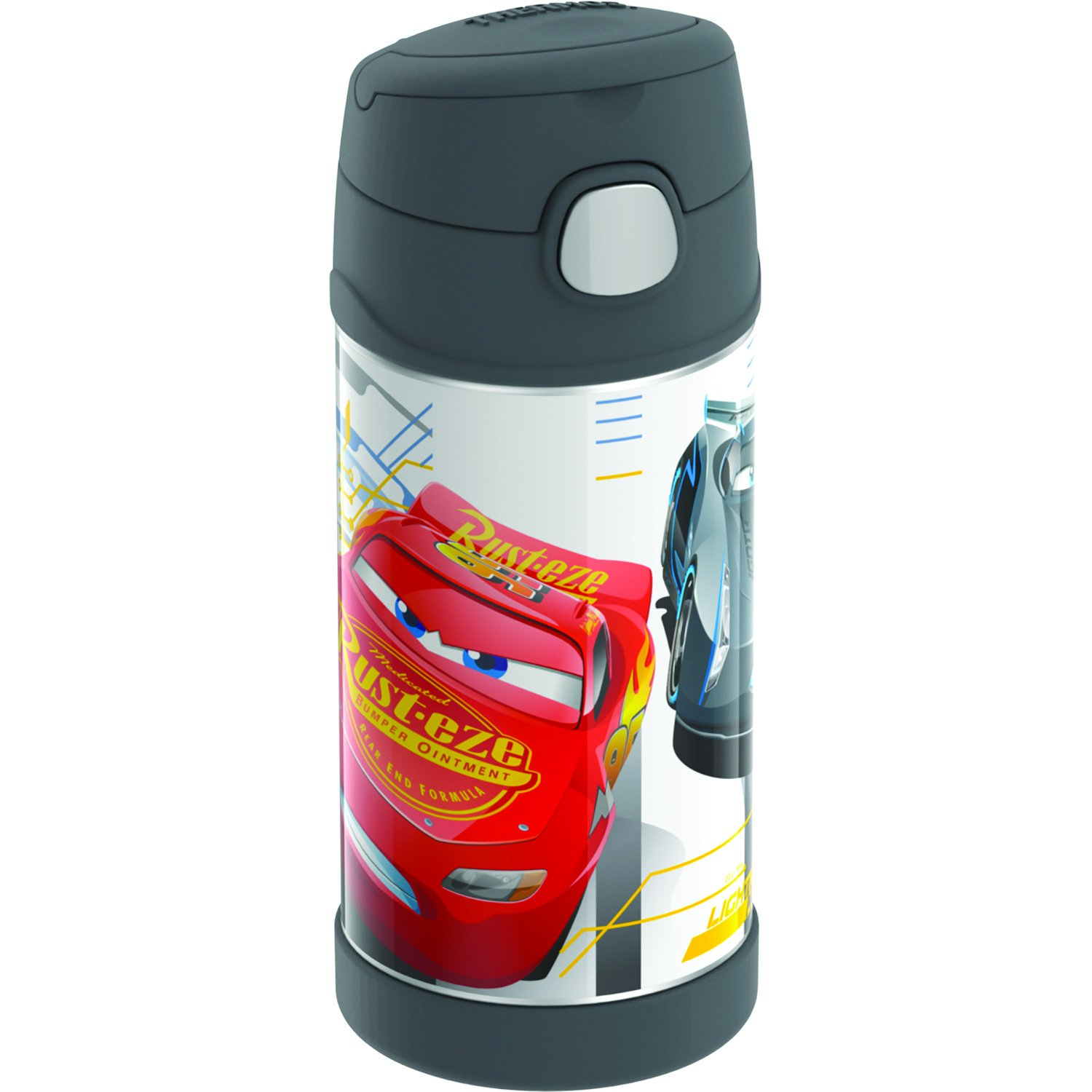 Thermos Funtainer 12 Ounce Bottle, Cars by Thermos (Image #3)