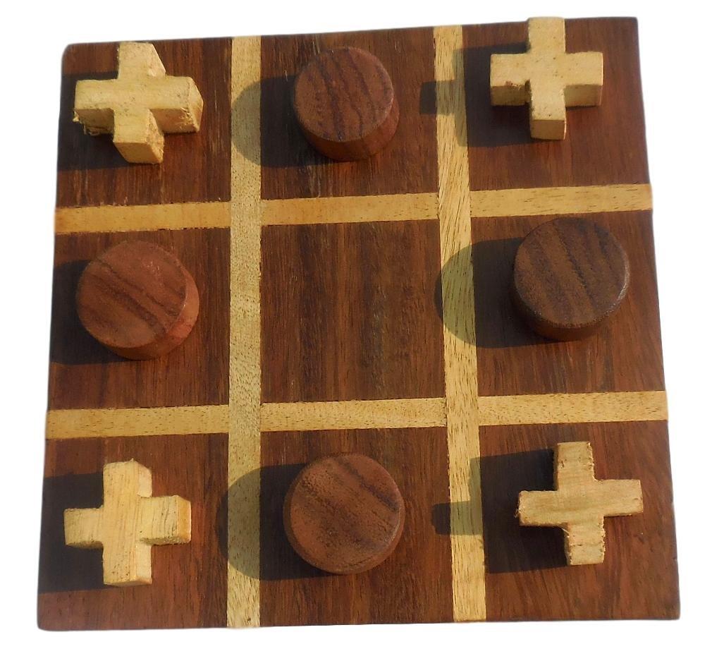 クロス木製ゲーム   B076H1VXRF
