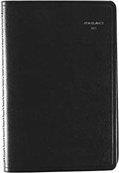 """Small 2021 Daily Appointment Book /& Planner by Bl DayMinder 5-1//2/"""" x 8-1//2/"""""""