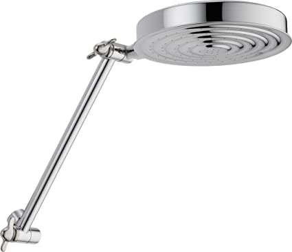 Delta 52687-PK Single-Spray Shower Head, Chrome - Fixed Showerheads ...