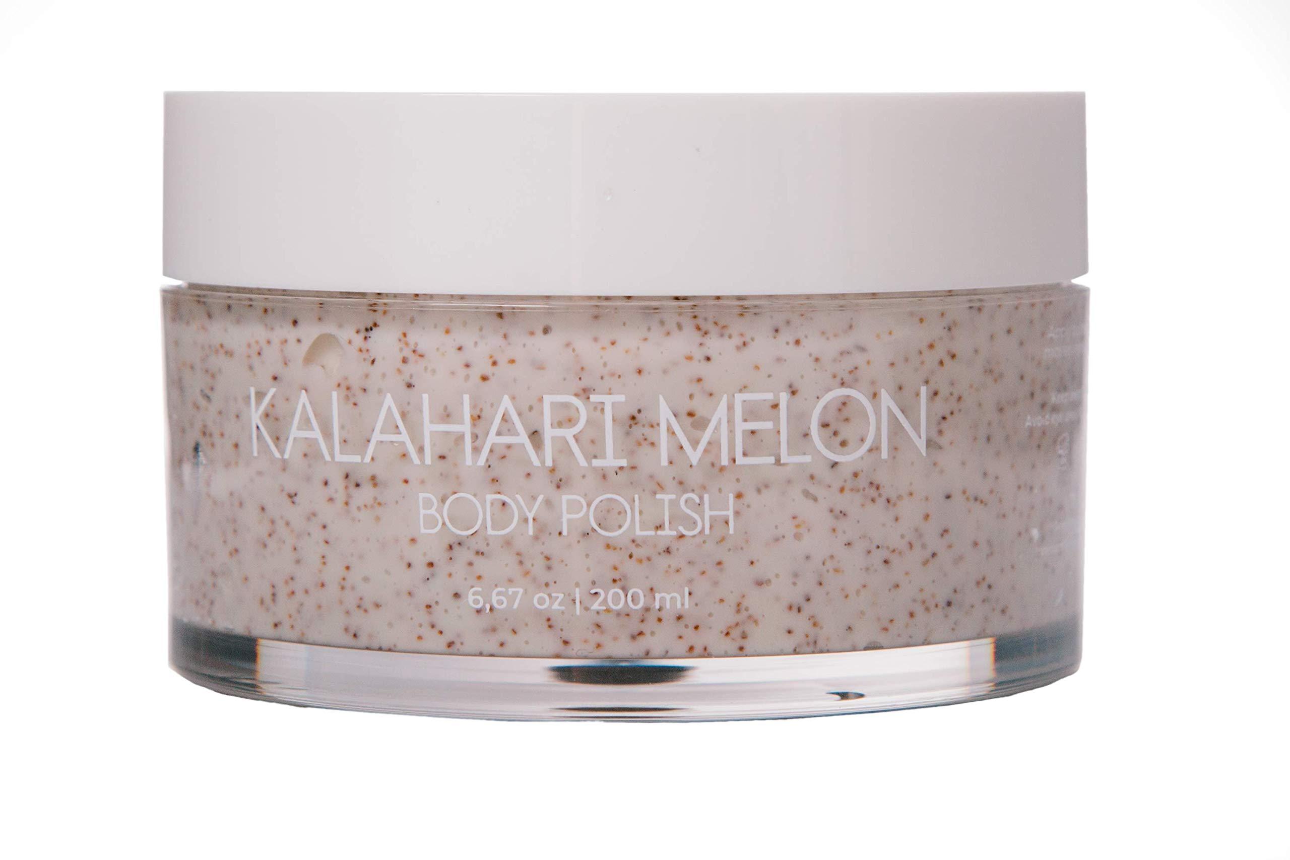 Healing Earth Body Polish Kalahari Melon Rich in Antioxidants and Hydrating 6.67 Ounces
