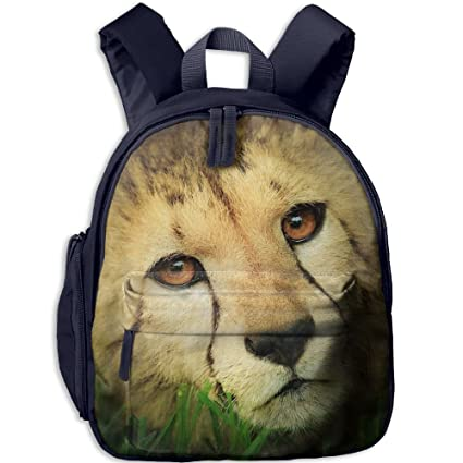 amazon com sunmoonet student tiny backpack cute cheetahs water
