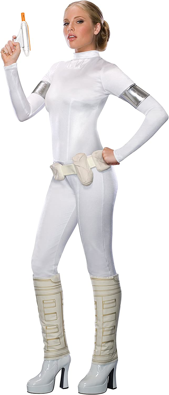 Disfraz de Princesa Leia (Amidala): Amazon.es: Ropa y accesorios