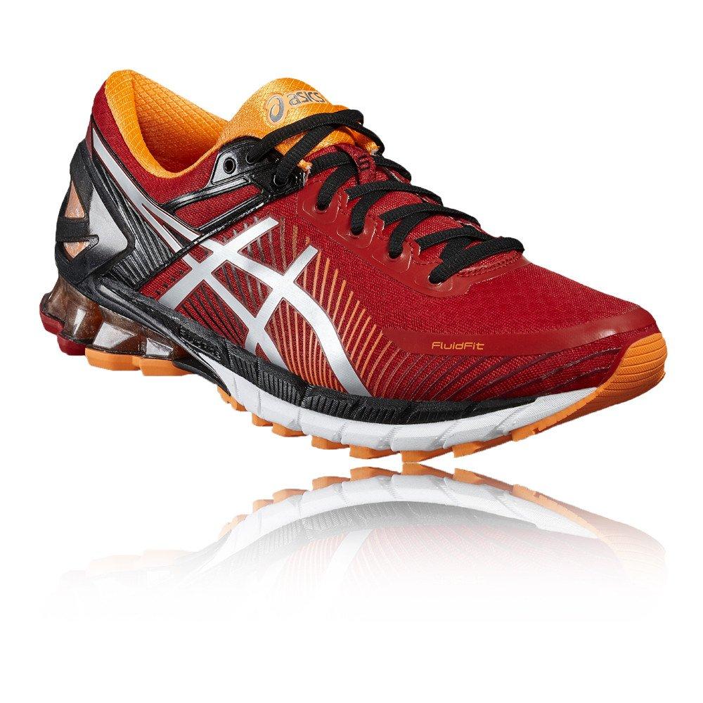 Asics - Gel-Kinsei 6, Zapatillas de Running Hombre 49 EU|Rojo