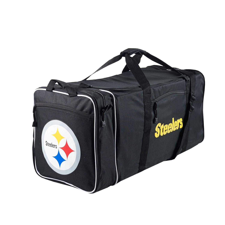 人気満点 NFL Pittsburgh NFL Steelers Pittsburgh Duffleバッグ、ワンサイズ、ブラック Steelers B00N8WPC3C, PDIエアガンパーツ取扱店 X-FIRE:502e3b41 --- vanhavertotgracht.nl
