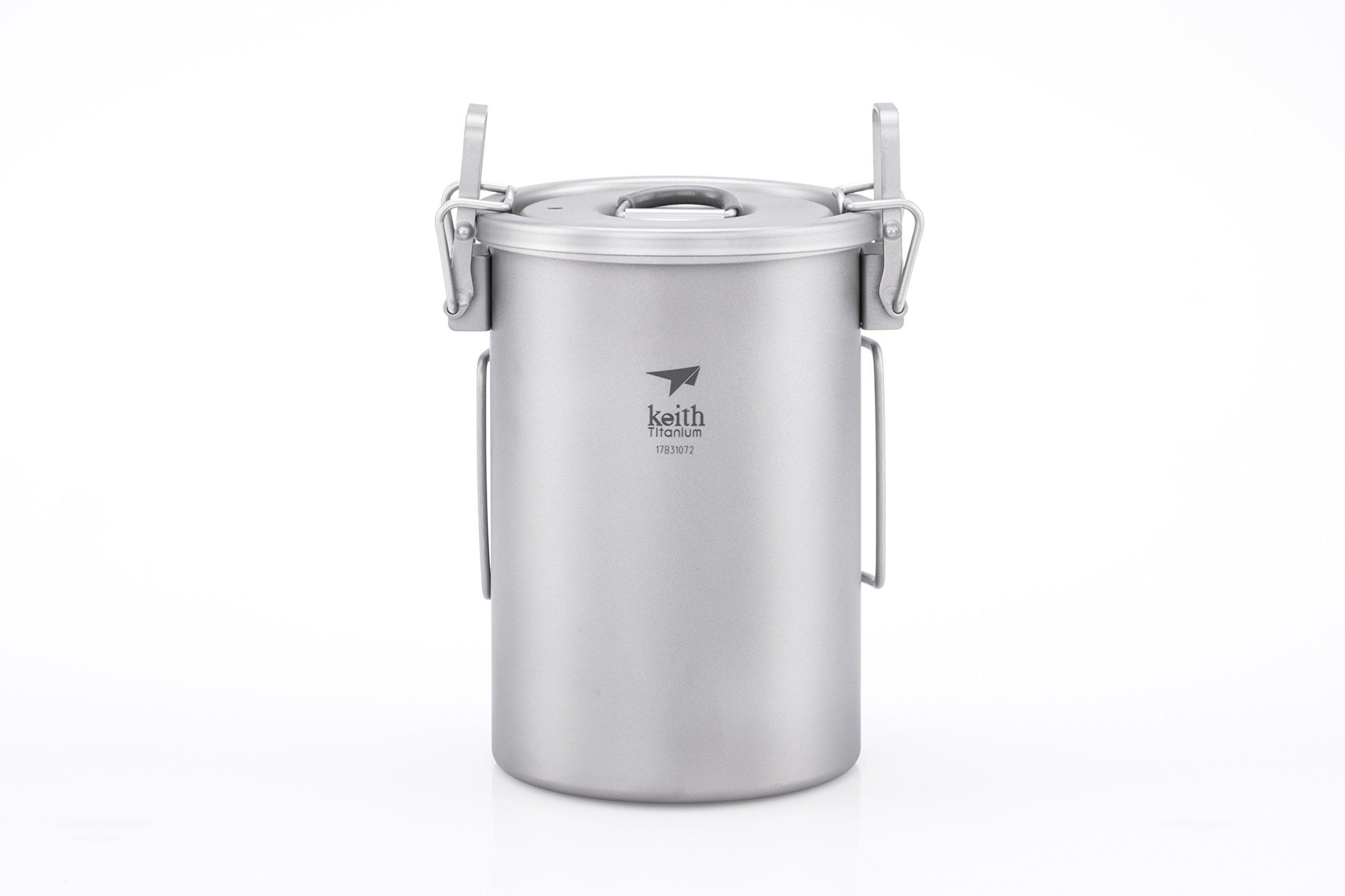 Keith Titanium Ti6300 Multifunctional Cooker